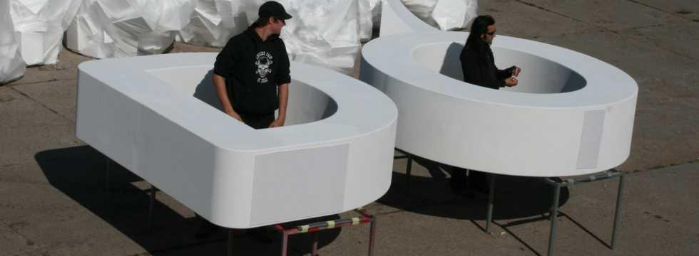 styroporzuschnitte styroporbuchstaben styrodurbuchstaben styroporkugeln gro 3d logos. Black Bedroom Furniture Sets. Home Design Ideas